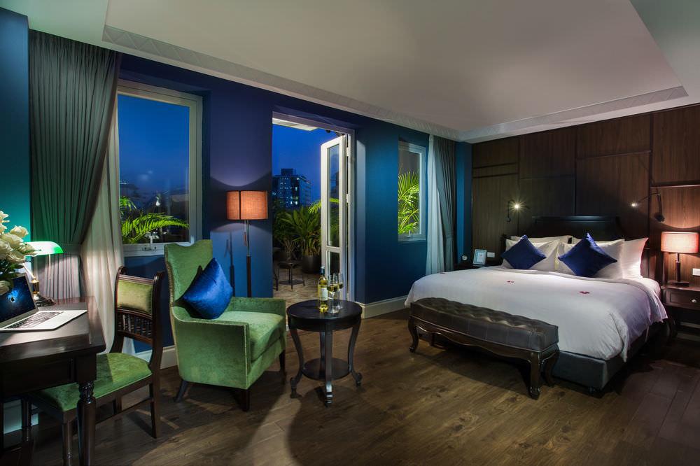 Ultimate List of Backpacker Hotels in Vietnam Hanoi Hanoi O'gallery Premier Hotel and Spa