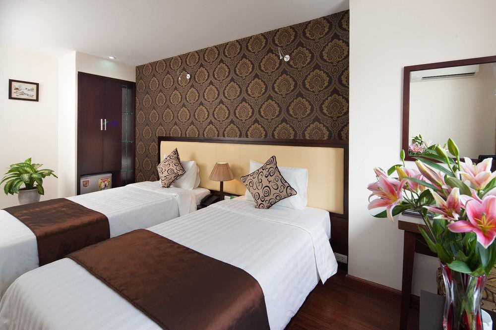Ultimate List of Backpacker Hotels in Vietnam Hanoi Serene Premier Hotel