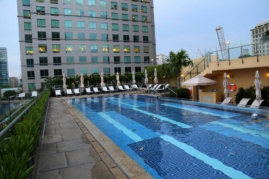 Ultimate List of Backpacker Hotels in Vietnam Hoi Chi Minh City InterContinental Saigon Hotel