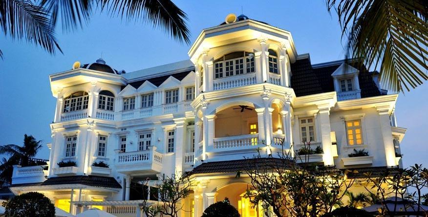 Ultimate List of Backpacker Hotels in Vietnam Hoi Chi Minh City Villa Song Saigon