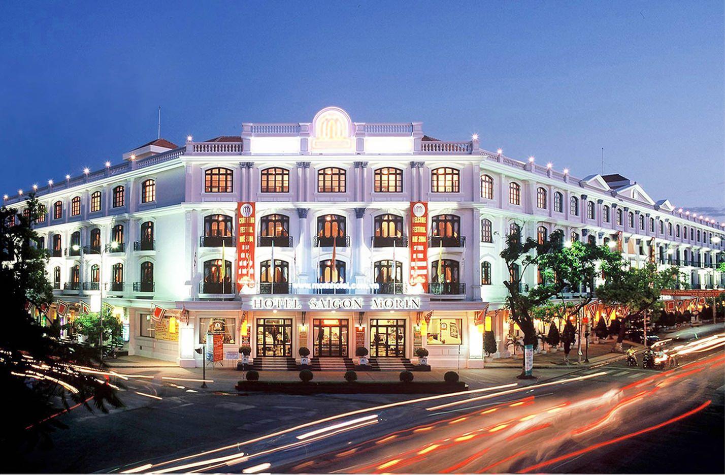 Ultimate List of Backpacker Hotels in Vietnam Hue Hotel Saigon Morin