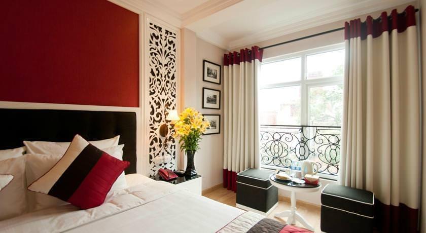 Ultimate List of Backpacker Hotels in Vietnam Oriental Central Hotel Hanoi