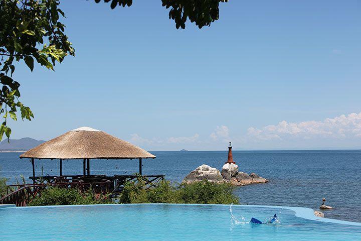 Ultimate List of Best Backpacker Hotels In Salima Bue Zebra Island Lodge