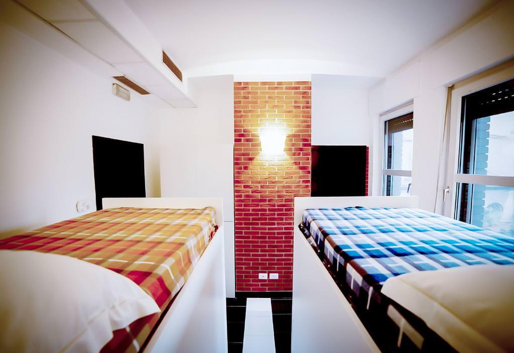 Ultimate List of Best Backpacker Hotels in Milan New Generation Urban Hostel