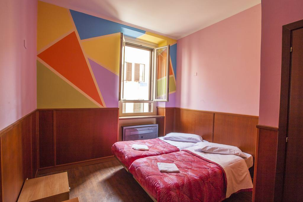 Ultimate List of Best Backpacker Hotels in Rome Alessandro Downtown Hostel