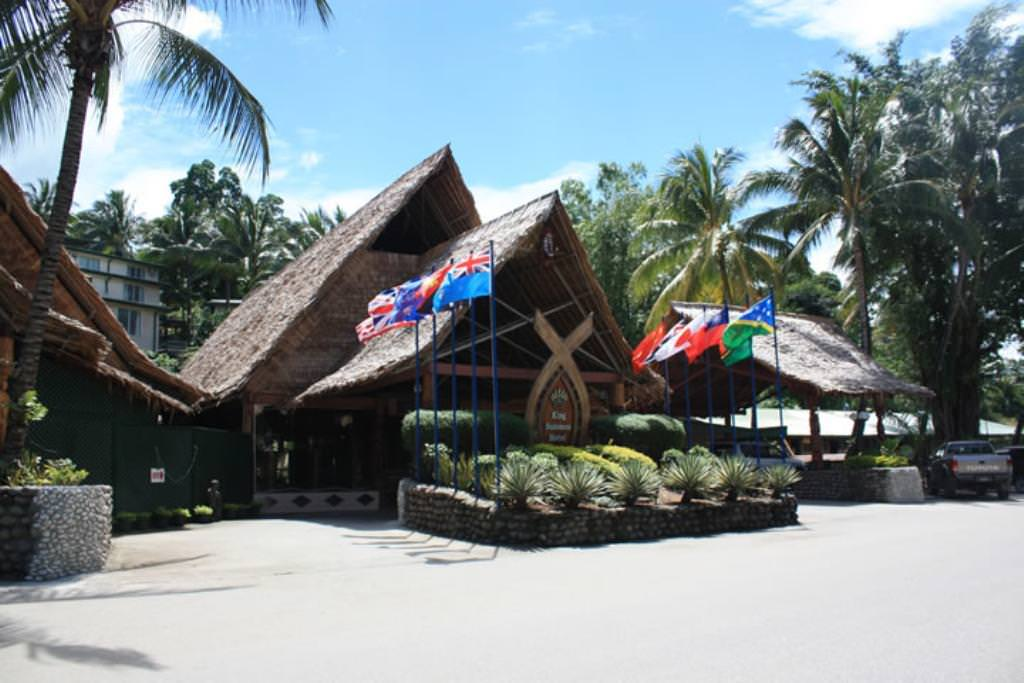 Ultimate List of Best Hotels in Solomon Islands King Solomon Hotel