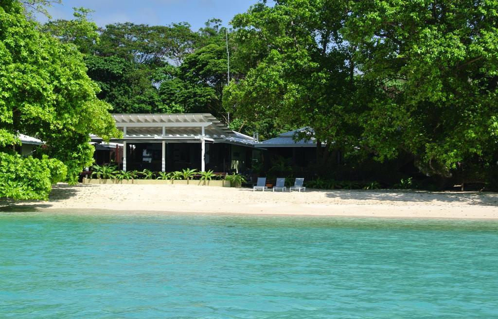 Ultimate List of Best Hotels in Vanuatu Moyyan House by the Sea