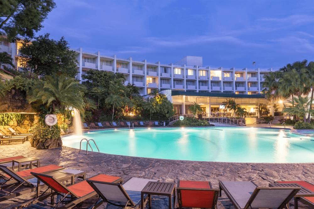 Ultimate List of Best Luxury Hotel in El Salvador Sheraton Presidente San Salvador Hotel