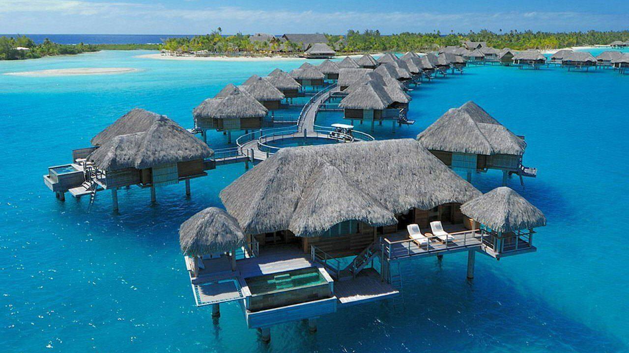 Ultimate List of Best Luxury Hotels in Bora Bora Island, French Polynesia Four Seasons Resort Bora Bora