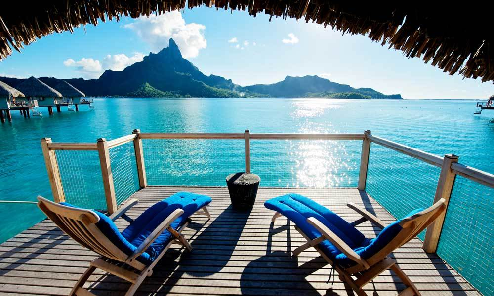 Ultimate List of Best Luxury Hotels in Bora Bora Island, French Polynesia Le Meridien Bora Bora