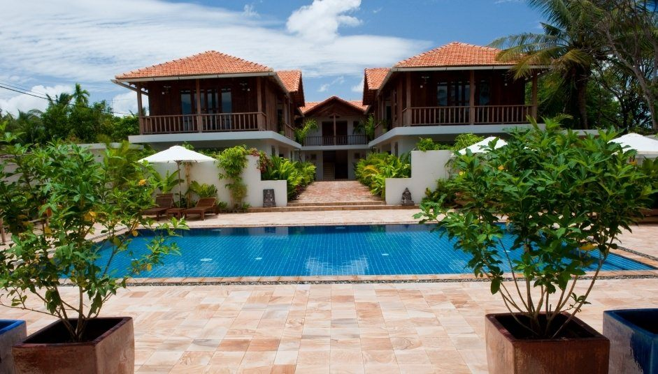 Ultimate List of Best Luxury Hotels in Cambodia, Battambang, Bambu Hotel