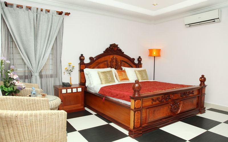 Ultimate List of Best Luxury Hotels in Cambodia, Battambang, Deluxe Villa