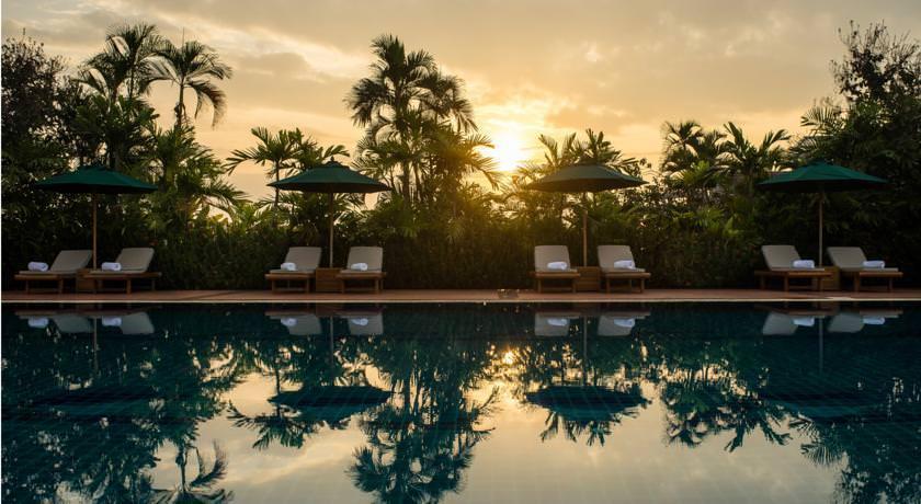 Ultimate List of Best Luxury Hotels in Cambodia, Phnom Penh, Sofitel Phnom Penh Phokeethra Hotel