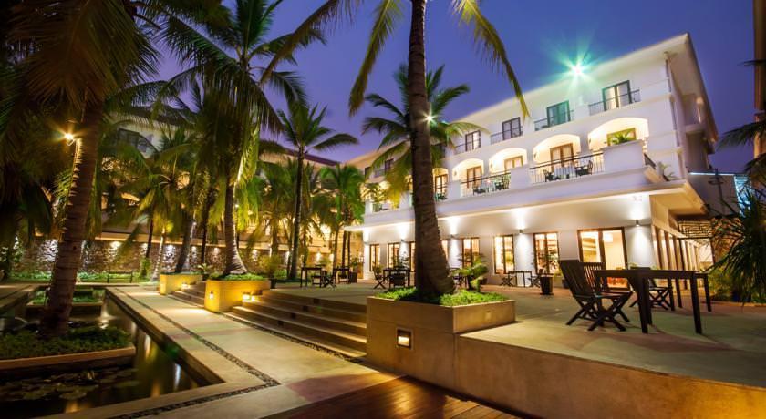 Ultimate List of Best Luxury Hotels in Cambodia, Siem Reap, The Privilege Floor @ Lotus Blanc
