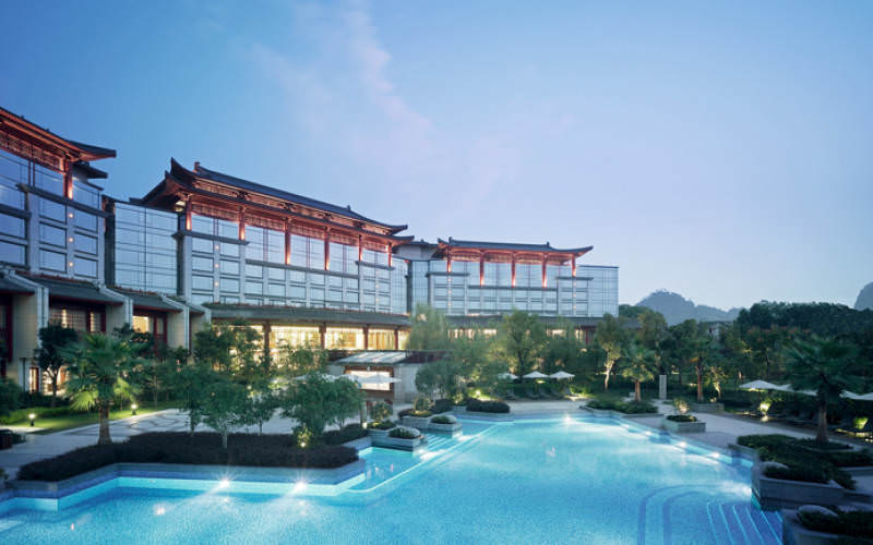 Ultimate List of Best Luxury Hotels in China, Guilin, Shangri-La Hotel Guilin