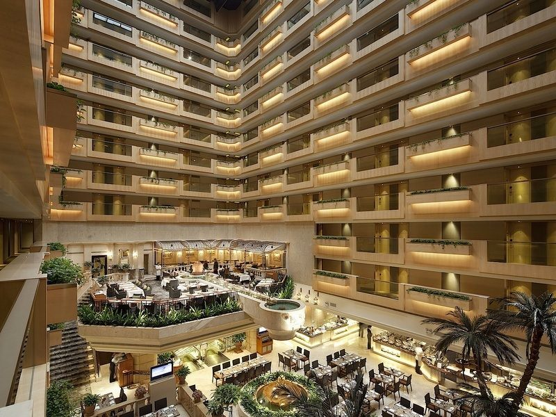 Ultimate List of Best Luxury Hotels in China, Hong Kong, Royal Garden Hotel
