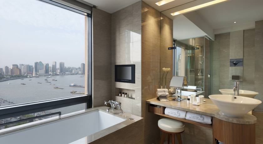Ultimate List of Best Luxury Hotels in China, Shanghai, Les Suites Orient Bund