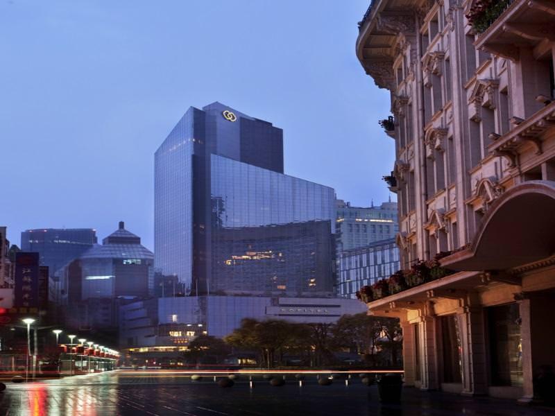 Ultimate List of Best Luxury Hotels in China, Shanghai, Sofitel Shanghai Hyland Hotel