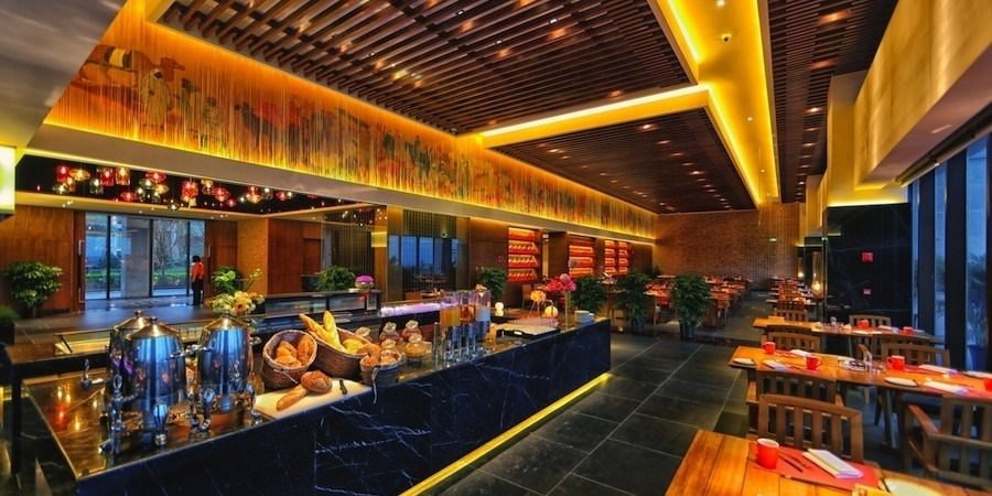 Ultimate List of Best Luxury Hotels in China, Xi'an, Angsana Xian Lintong Hotel