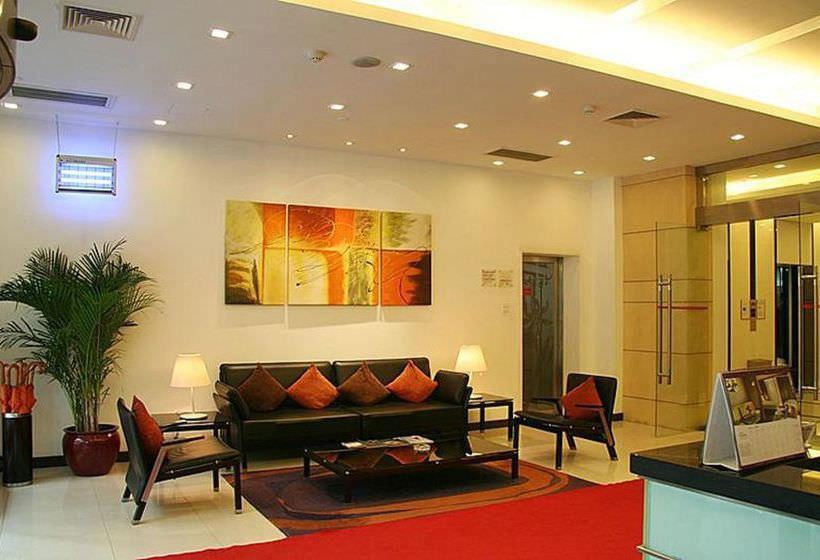 Ultimate List of Best Luxury Hotels in China, Xi'an, Citadines Central Xi'an