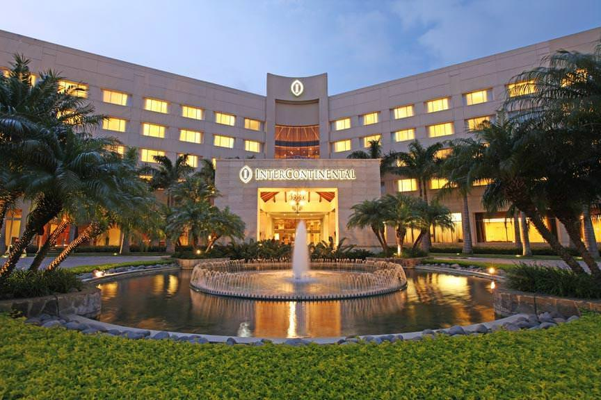 Ultimate List of Best Luxury Hotels in Costa Rica, San Jose, Real InterContinental at Multiplaza Mall