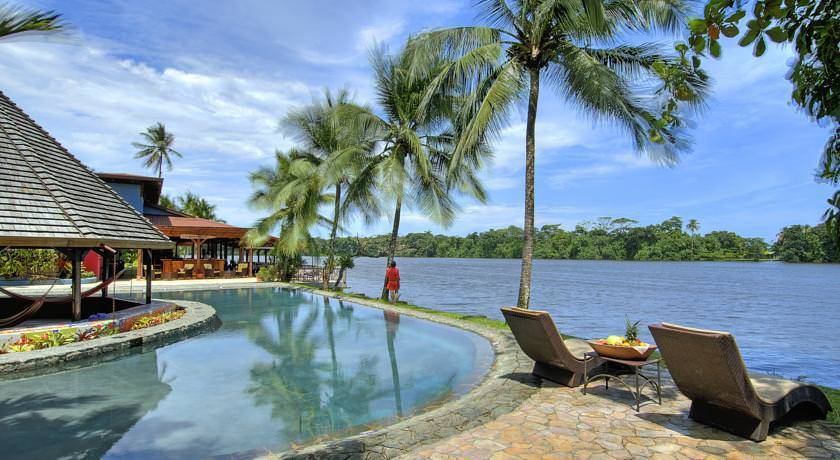 Ultimate List of Best Luxury Hotels in Costa Rica, Tortuguero, Tortuga Lodge Gardens