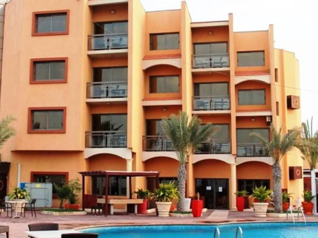 Ultimate List of Best Luxury Hotels in Djibouti, Acacias Hotel Djibouti