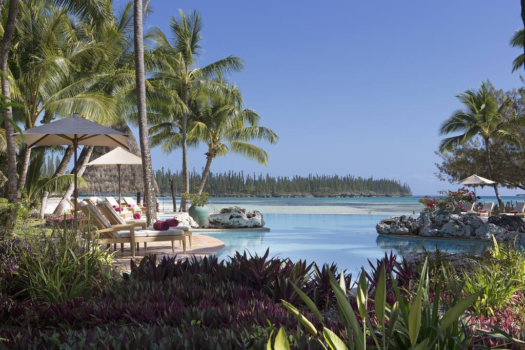 Ultimate List of Best Luxury Hotels in Ile Des Pins, New Caledonia Le Meridien Ile des Pins