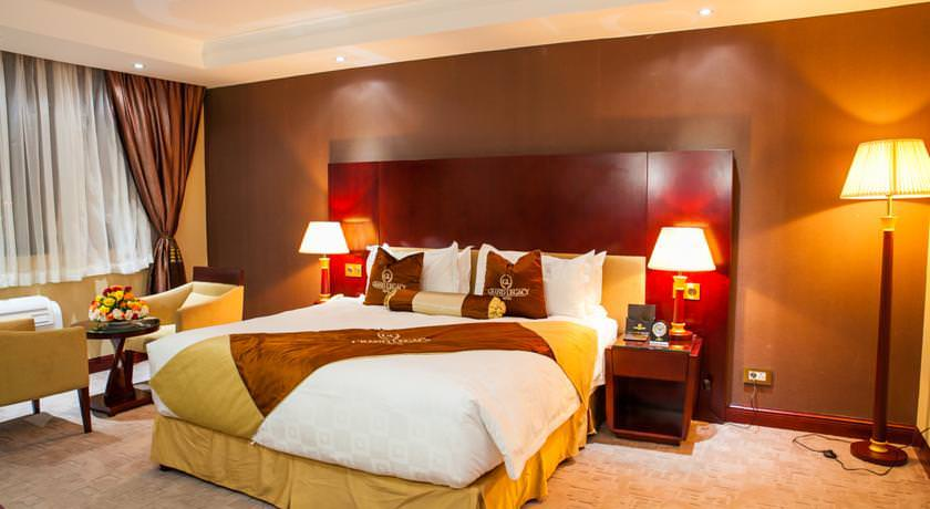Ultimate List of Best Luxury Hotels in Kigali Grand Legacy Hotel