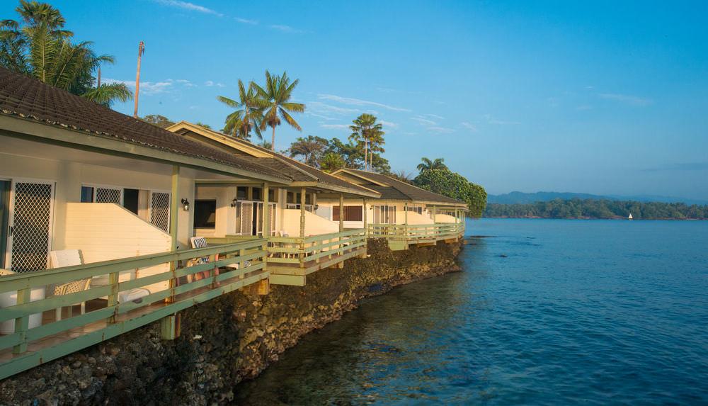 Madang Resort Room Rates