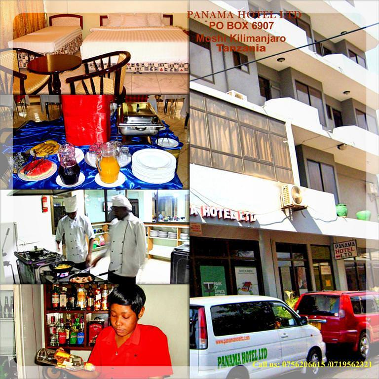 Ultimate List of Best Luxury Hotels in Moshi Tanzania Panama Hotel Ltd
