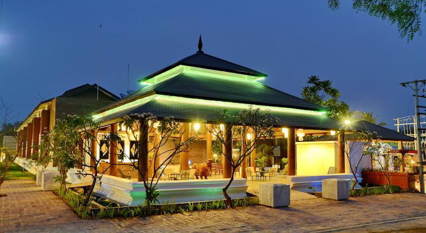 Ultimate List of Best Luxury Hotels in Myanmar, Bagan, Zfreeti Hotel