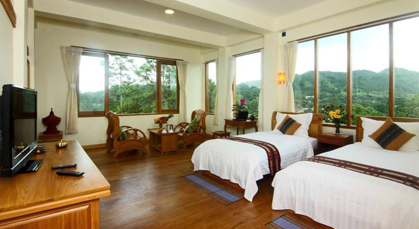 Ultimate List of Best Luxury Hotels in Myanmar, Kalaw, Dream Mountain Resort
