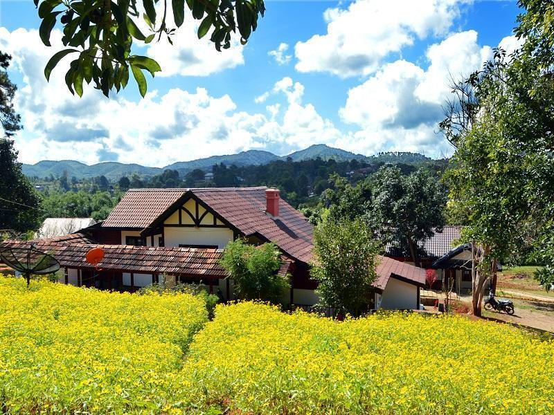 Ultimate List of Best Luxury Hotels in Myanmar, Kalaw, Morning Glory Inn