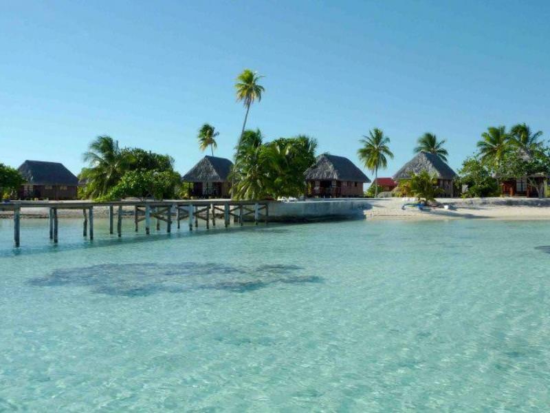 Ultimate List of Best Luxury Hotels in Raiatea, French Polynesia L'Hibiscus Hotel
