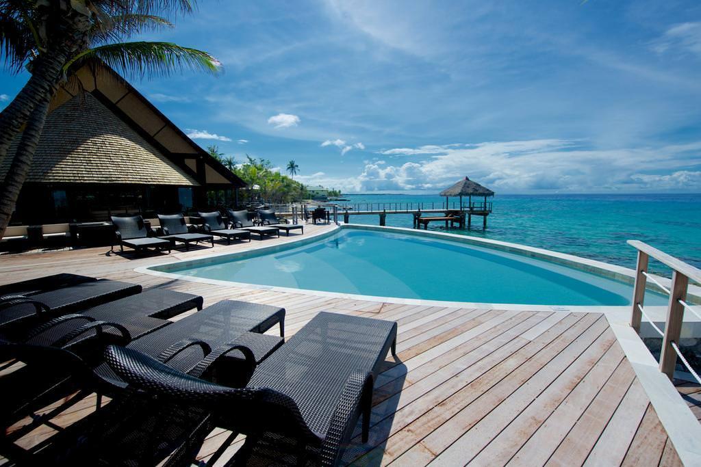 Ultimate List of Best Luxury Hotels in Rangiroa, French Polynesia Hotel Maitai Rangiroa