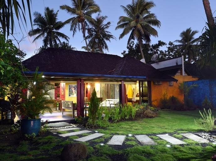 Ultimate List of Best Luxury Hotels in Tahiti, French Polynesia Villa Mitirapa