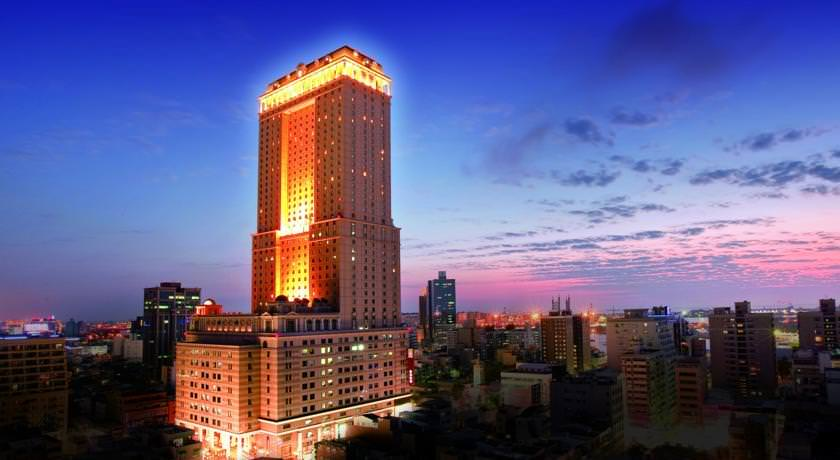 Ultimate List of Best Luxury Hotels in Taiwan, Kaohsiung, Grand Hi Lai Hotel