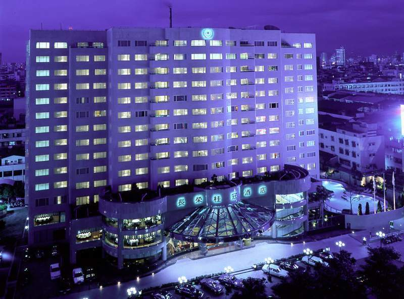 Ultimate List of Best Luxury Hotels in Taiwan, Taichung, Evergreen Laurel Hotel