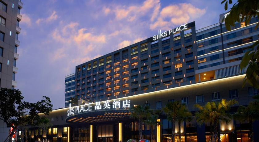 Ultimate List of Best Luxury Hotels in Taiwan, Tainan, Silks Place Tainan