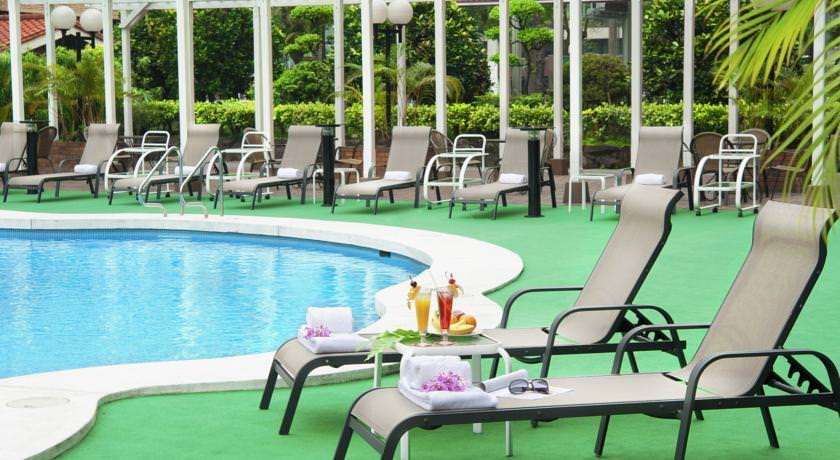 Ultimate List of Best Luxury Hotels in Taiwan, Taipei, The Howard Plaza Hotel