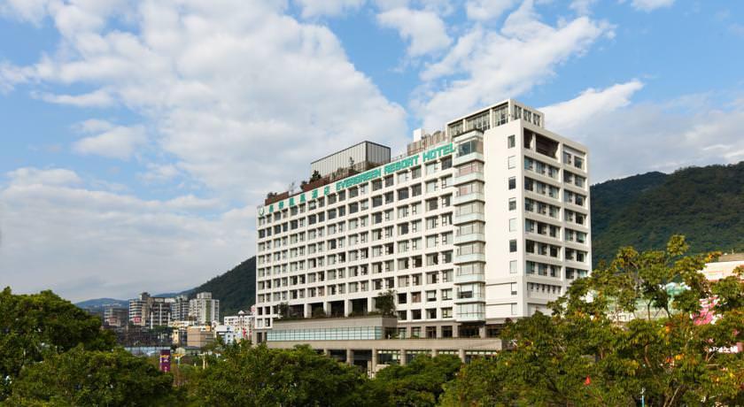 Ultimate List of Best Luxury Hotels in Taiwan, Yilan, Evergreen Resort Hotel Jiaosi
