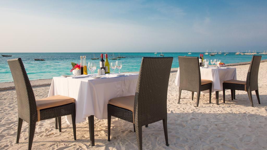 Ultimate List of Best Luxury Hotels in Zanzibar Tanzania DoubleTree by Hilton Zanzibar Nungwi