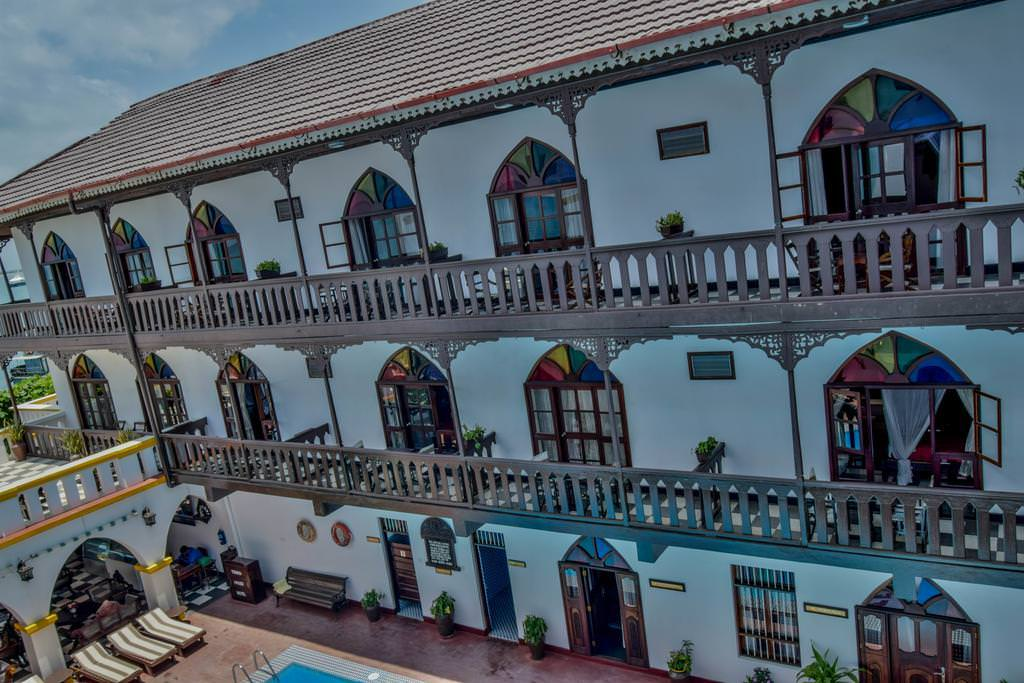 Ultimate List of Best Luxury Hotels in Zanzibar Tanzania Tembo House Hotel and Apartments