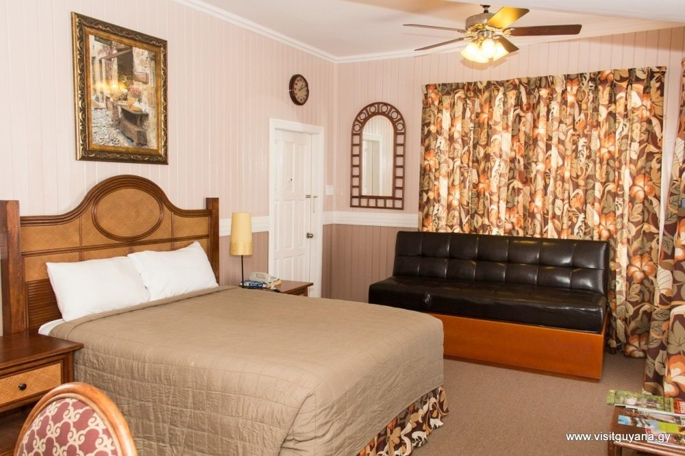 Ultimate List of Luxury Hotels in Georgetown Guyana Roraima Duke Lodge
