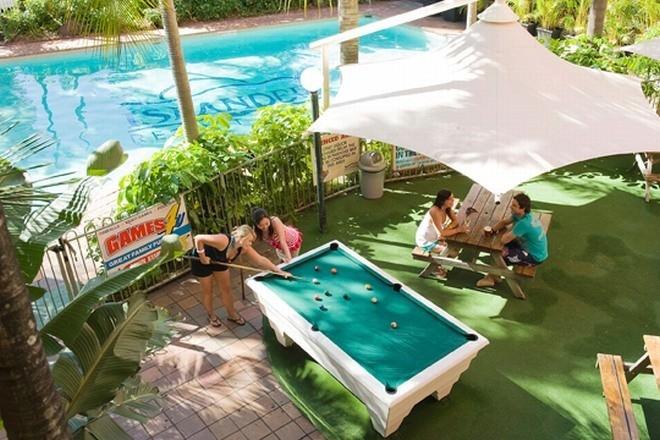 Ultimate list of best backpacker hostels in Brisbane, Australia Brisbane Backpackers Resort