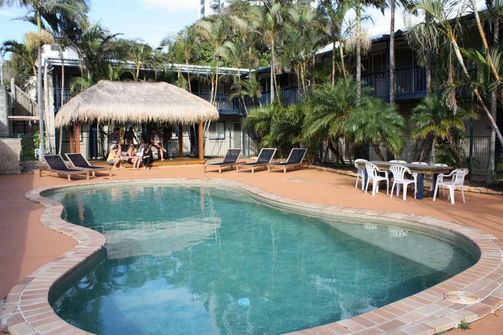 Ultimate list of best backpacker hostels in Gold Coast, Australia_Budds in Surfers Backpackers