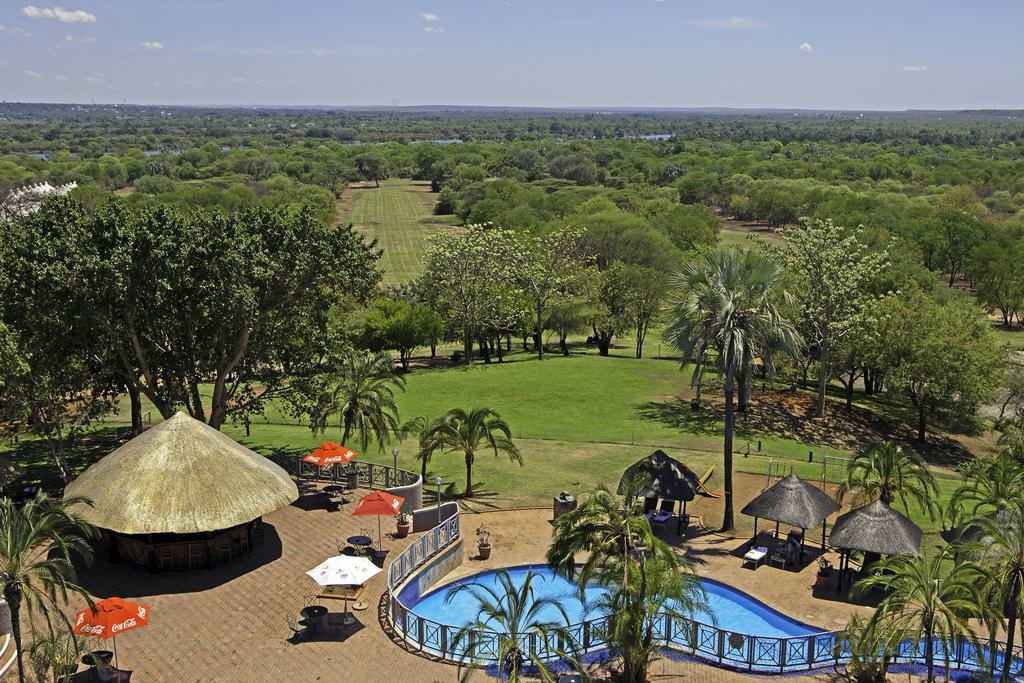 Ultimate list of best luxury hotels and backpacker hostels in Victoria Falls, Zimbabwe_Elephant Hills Hotel