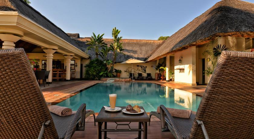 Ultimate list of best luxury hotels and backpacker hostels in Victoria Falls, Zimbabwe_Ilala Lodge