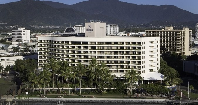Ultimate list of best luxury hotels in Cairns City, Australia Hilton Cairns